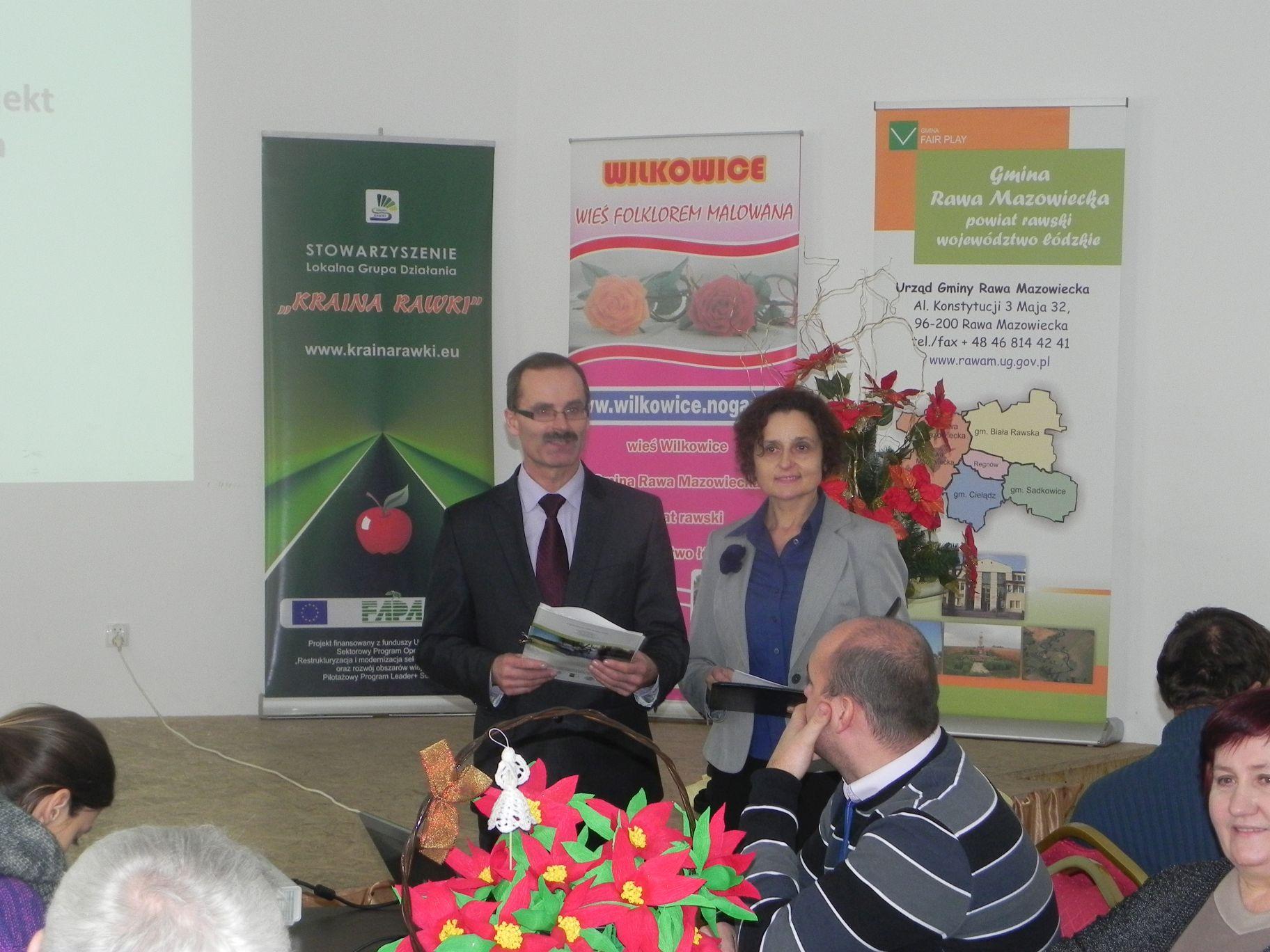 2012-12-14 Wilkowice - Konferencja Wioski tematyczne (79)