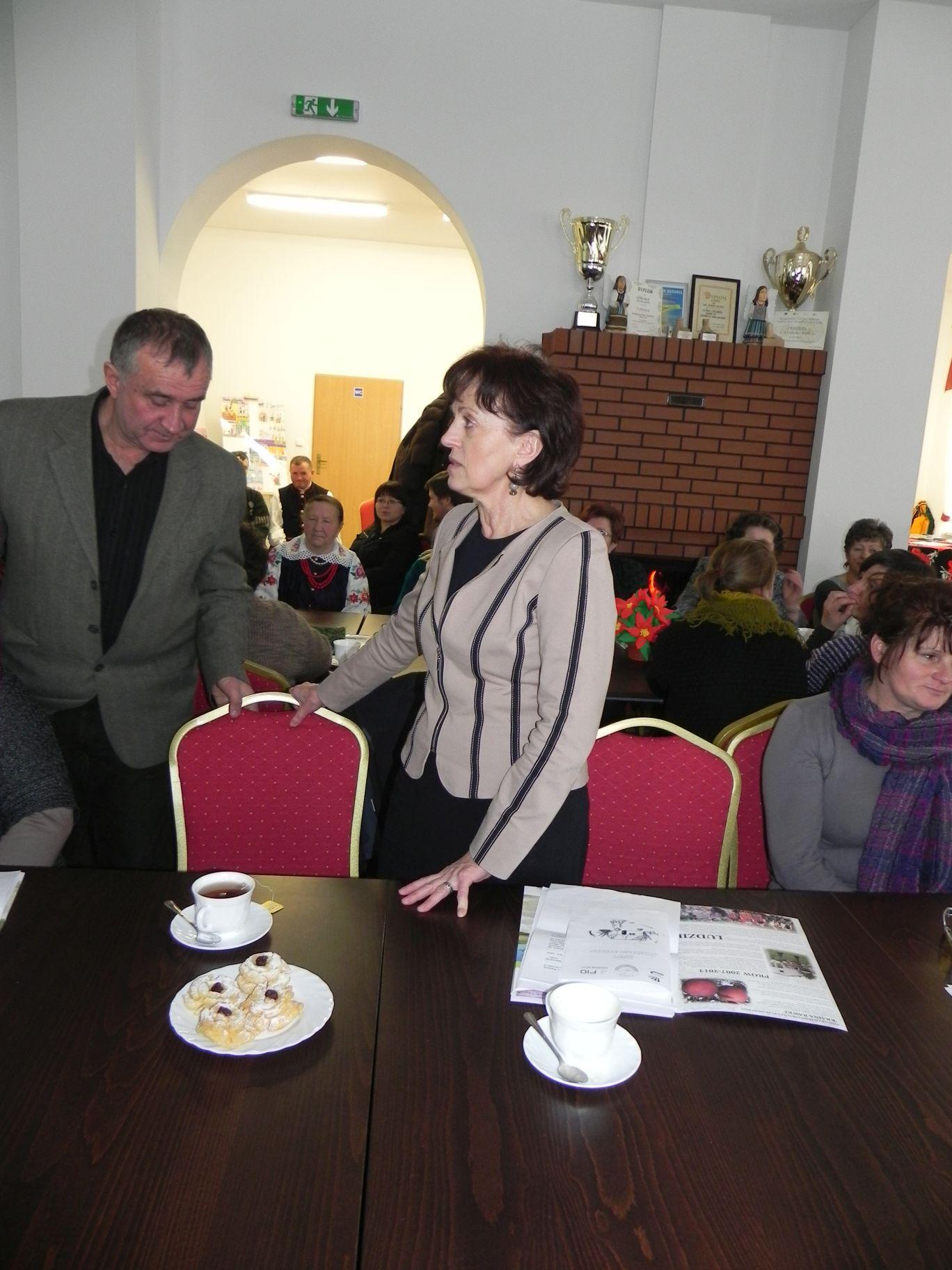 2012-12-14 Wilkowice - Konferencja Wioski tematyczne (85)