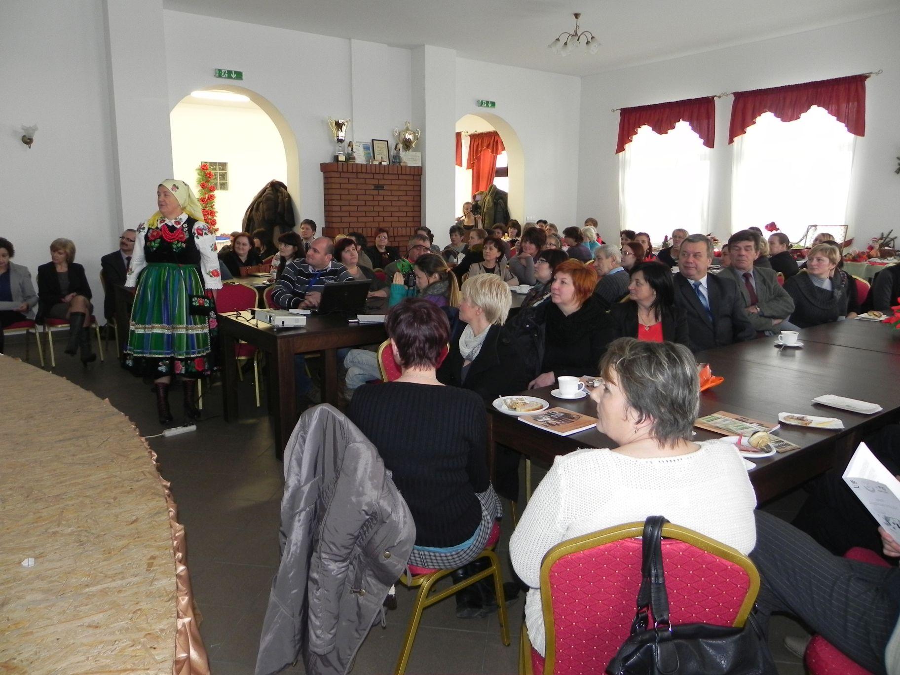2012-12-14 Wilkowice - Konferencja Wioski tematyczne (94)