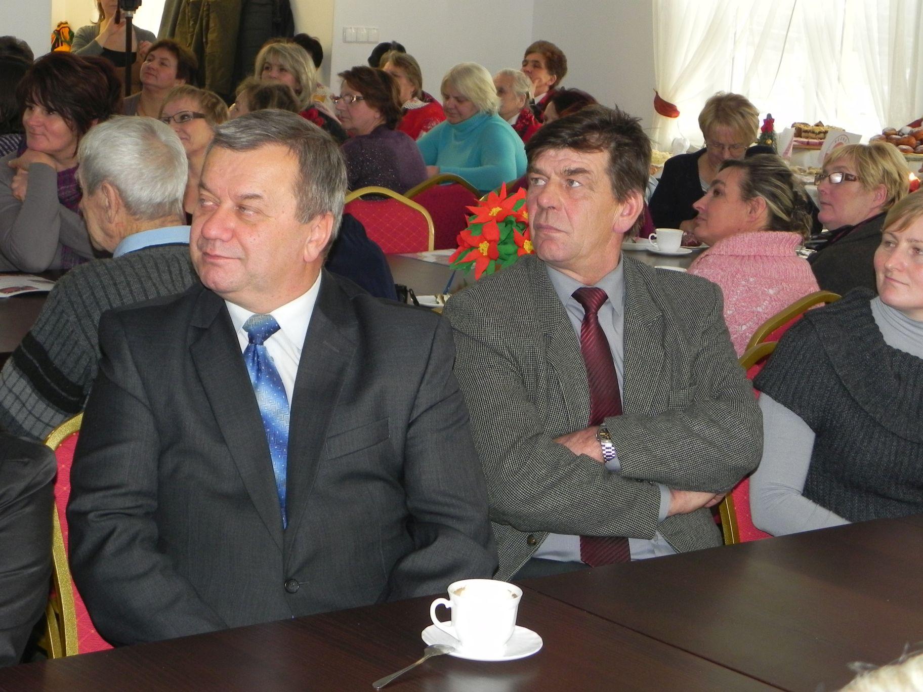 2012-12-14 Wilkowice - Konferencja Wioski tematyczne (95)