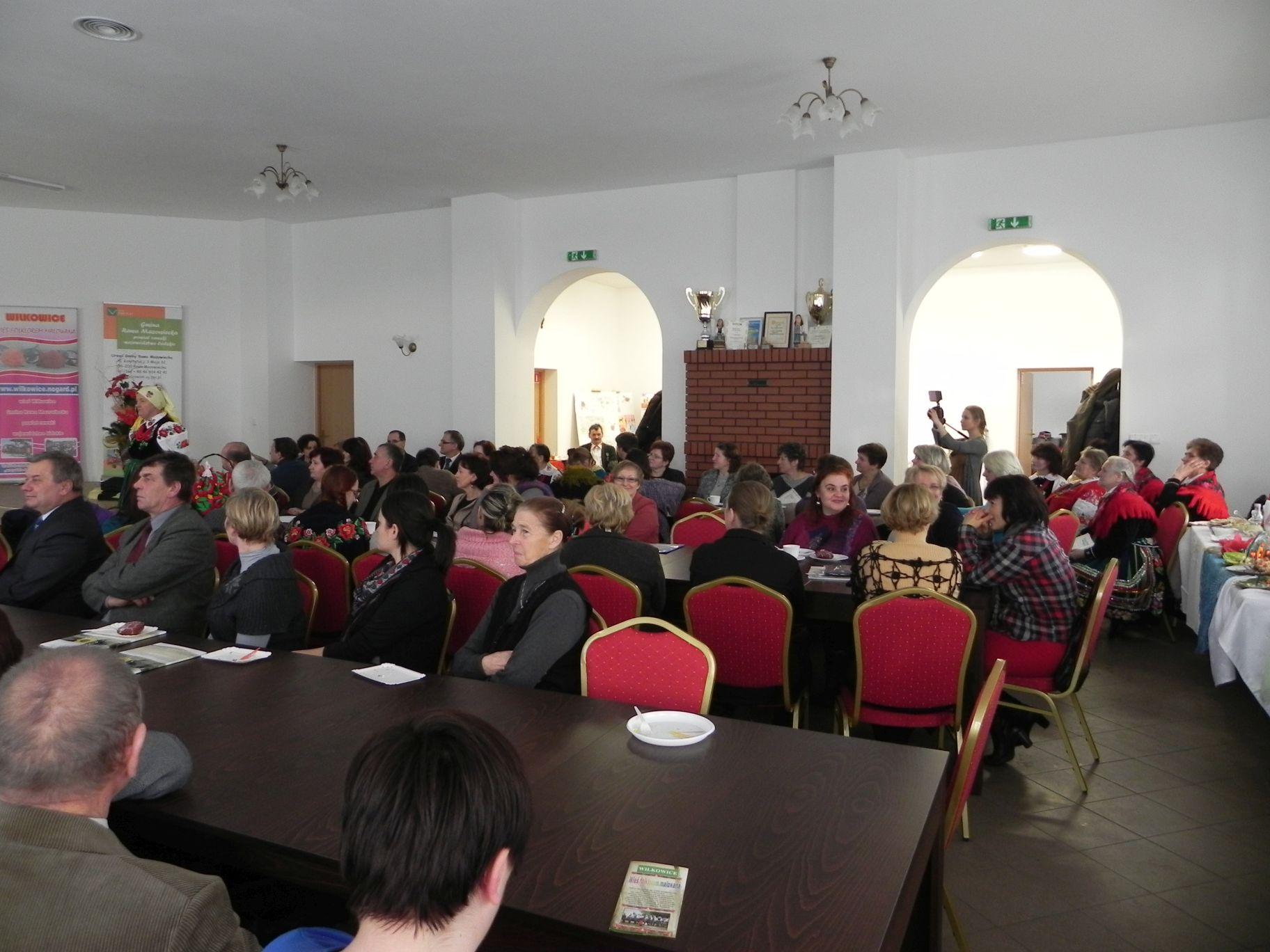 2012-12-14 Wilkowice - Konferencja Wioski tematyczne (97)