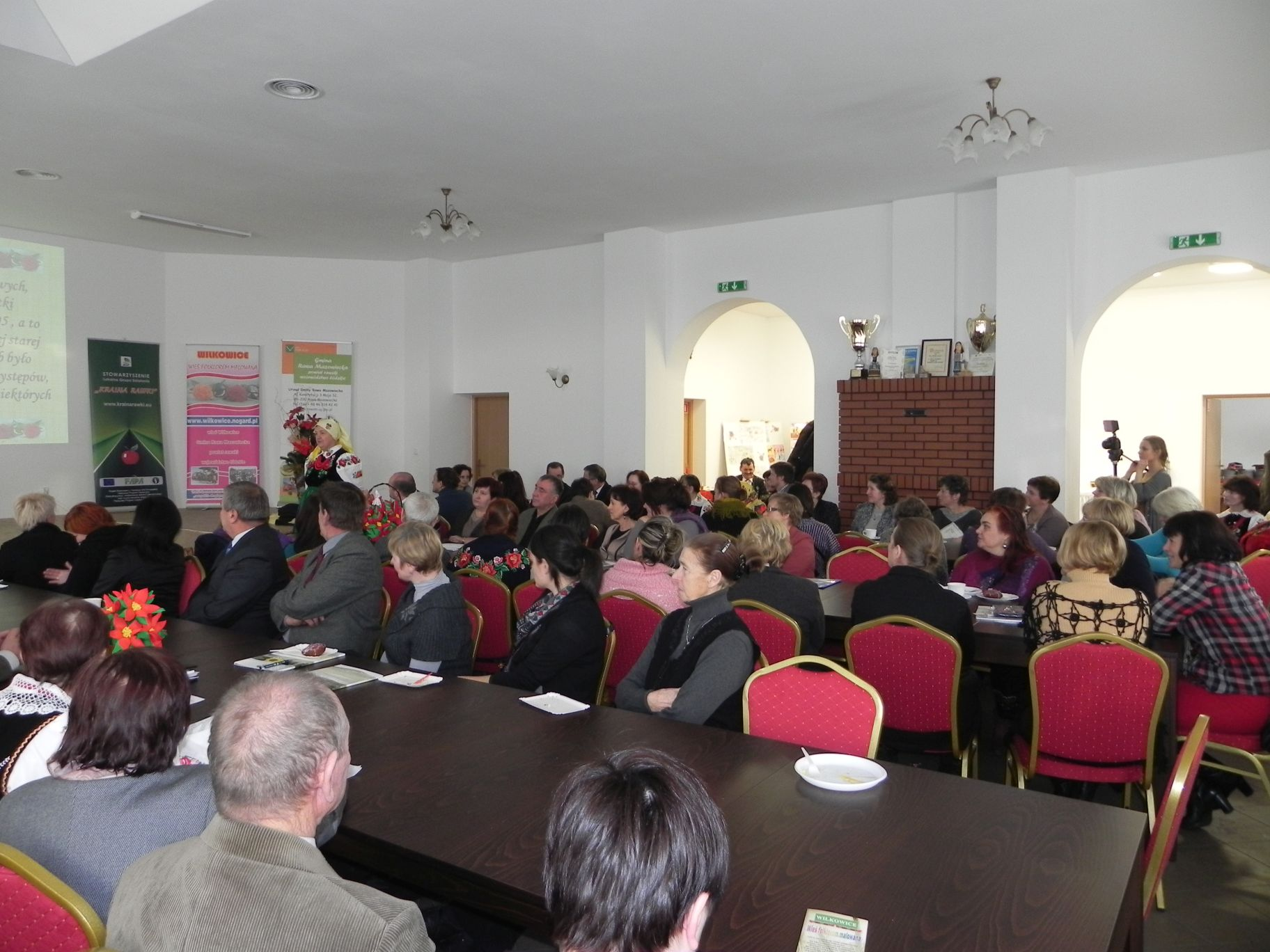 2012-12-14 Wilkowice - Konferencja Wioski tematyczne (98)