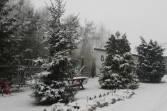 Galeria zdjęć Sochowej Zagrody - podwórko i przyroda (106)
