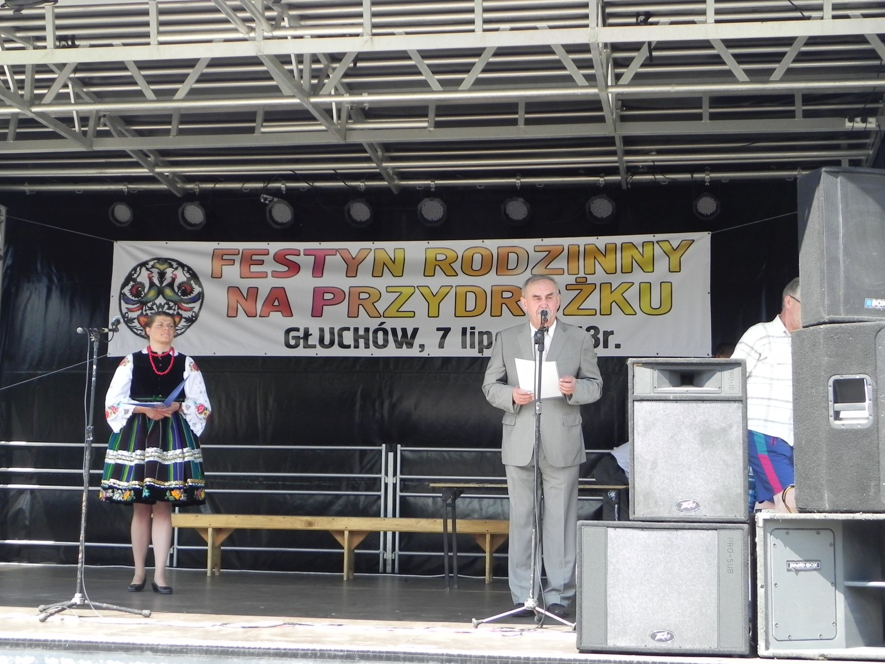 2013-07-07 Głuchów Festyn na Przydrożku (1)