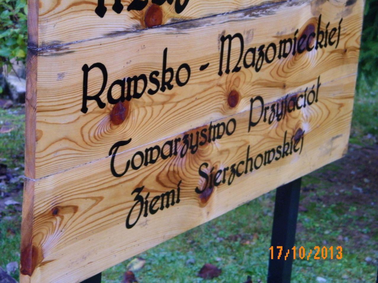 2013-10-17 Wycieczka z Sadkowic (2)