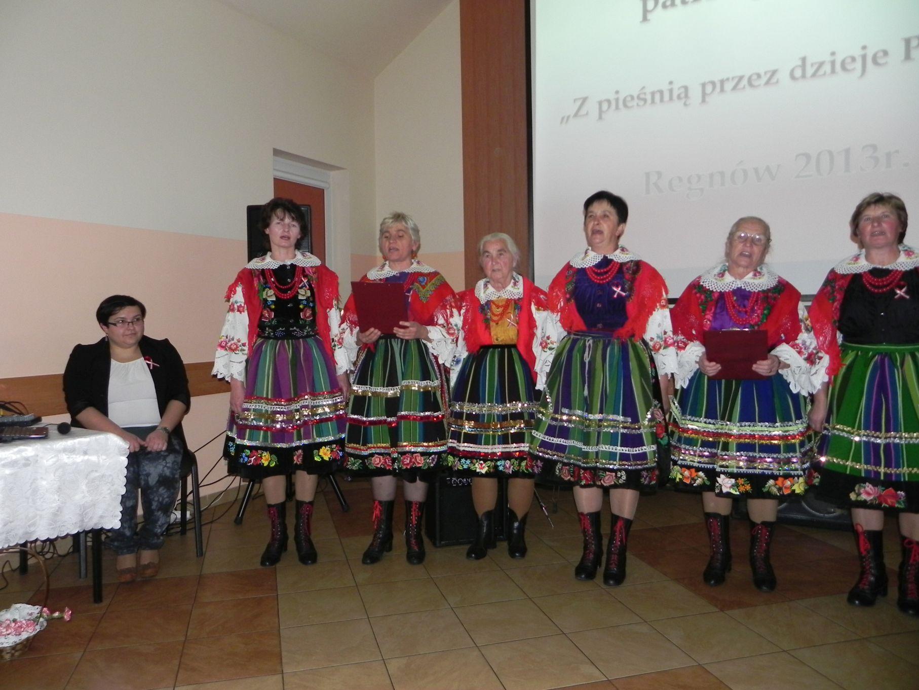 2013-11-09 11 listopada - Regnów (36)