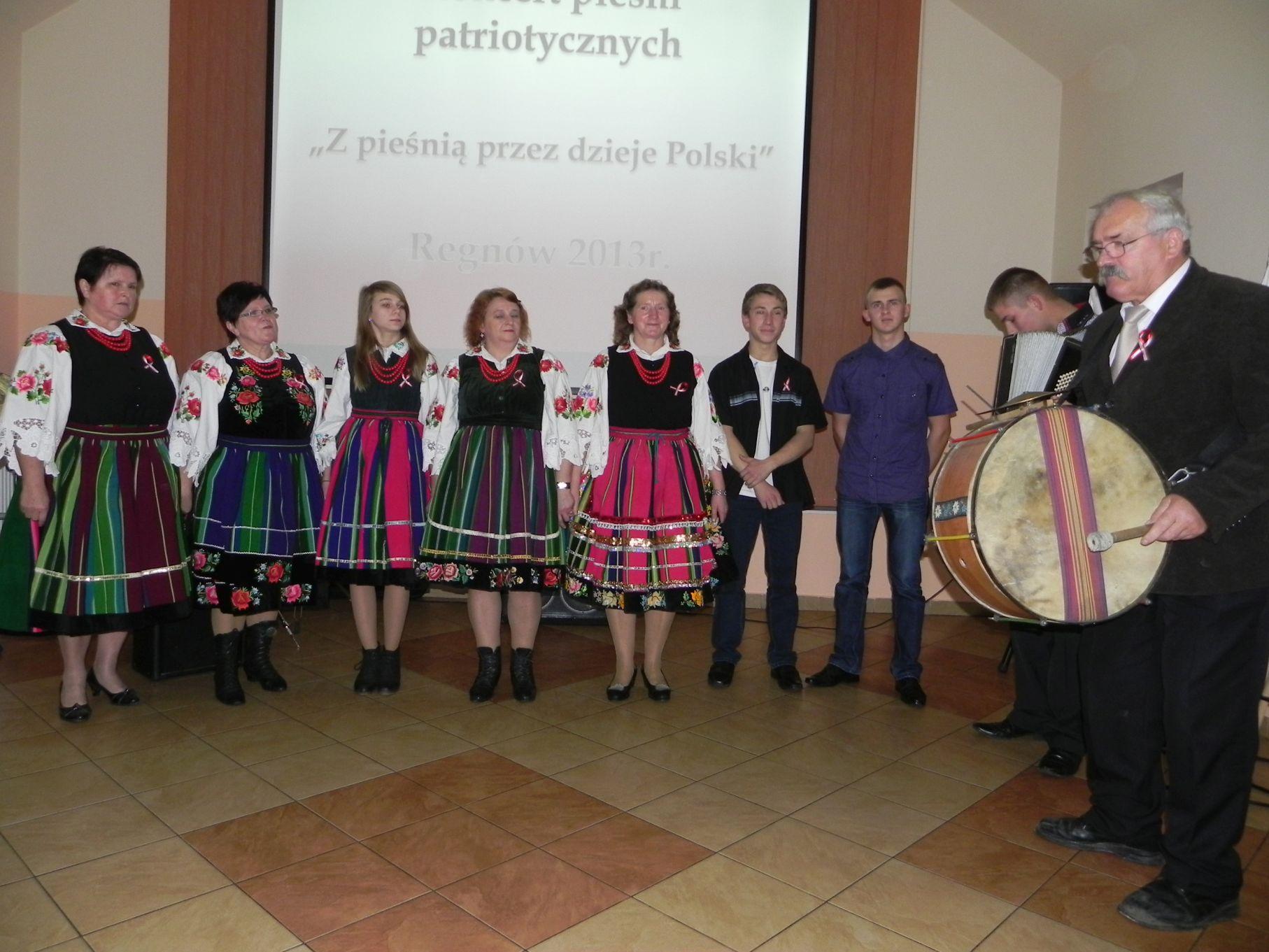 2013-11-09 11 listopada - Regnów (55)