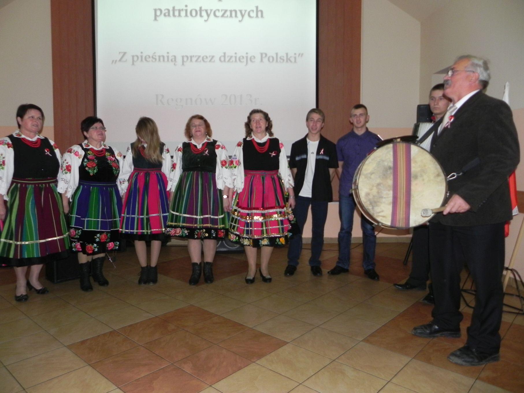 2013-11-09 11 listopada - Regnów (57)