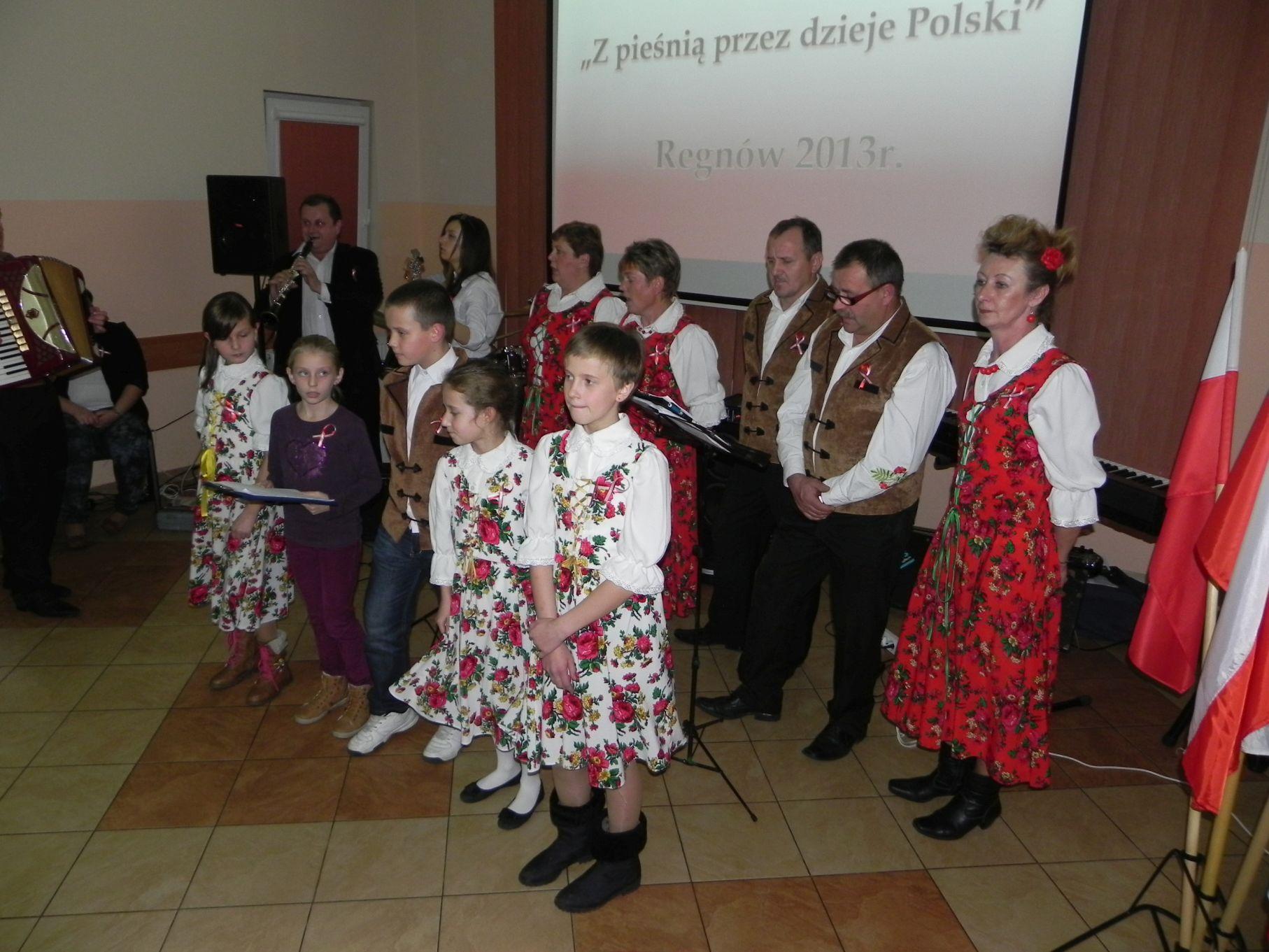 2013-11-09 11 listopada - Regnów (92)