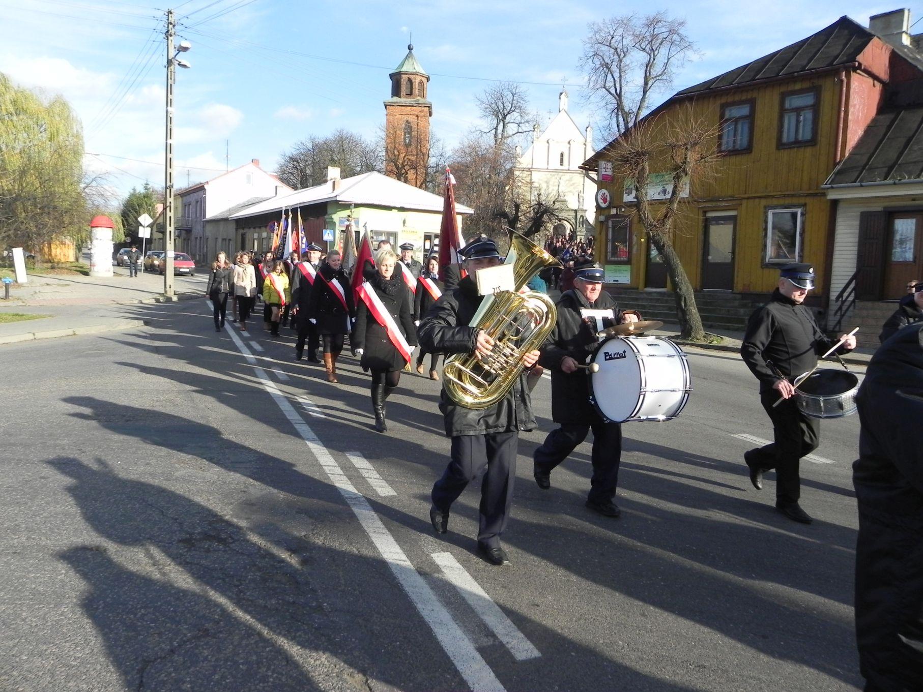 2013-11-11 Biała Rawska - 11 listopada (49)