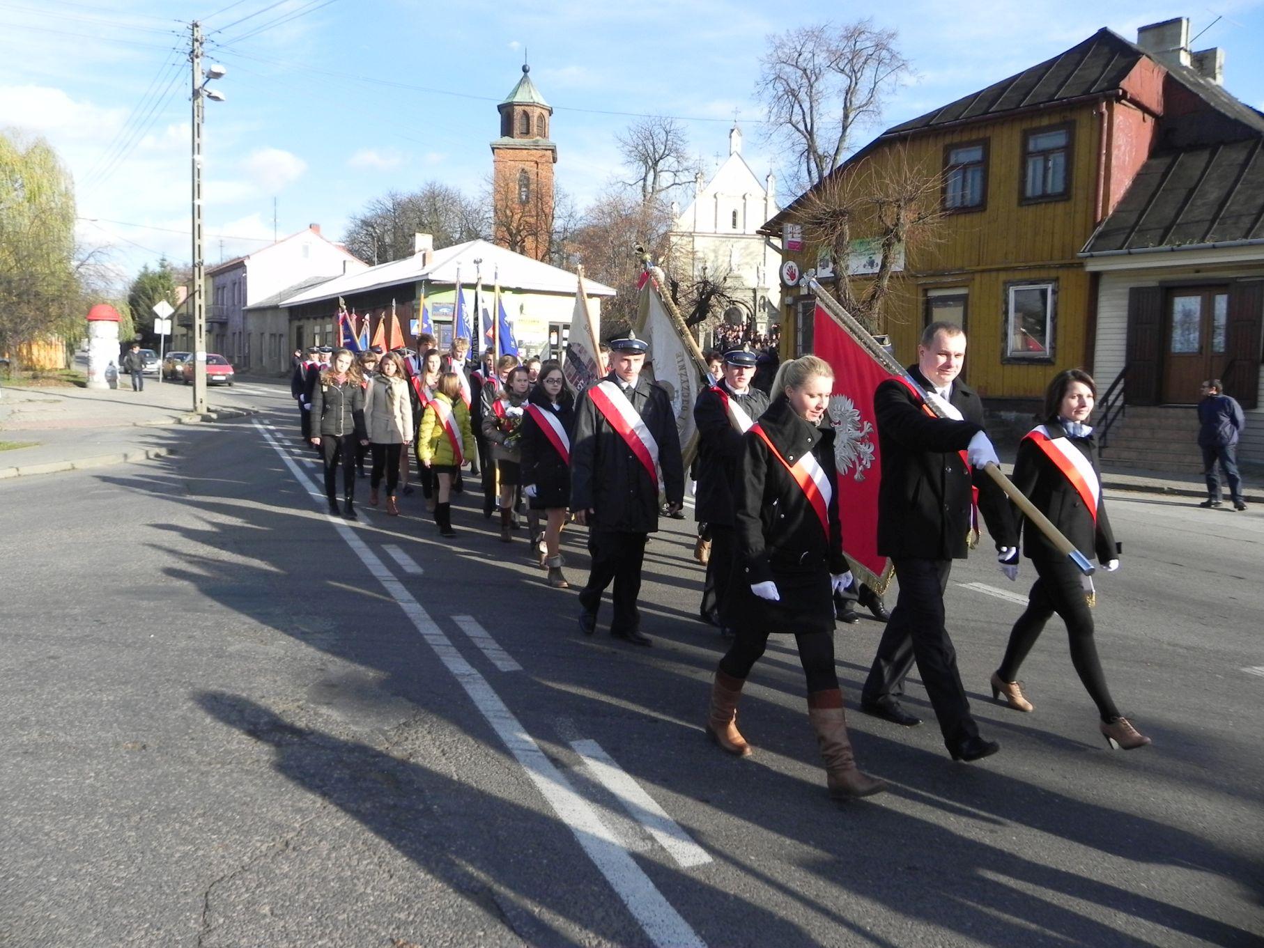 2013-11-11 Biała Rawska - 11 listopada (50)