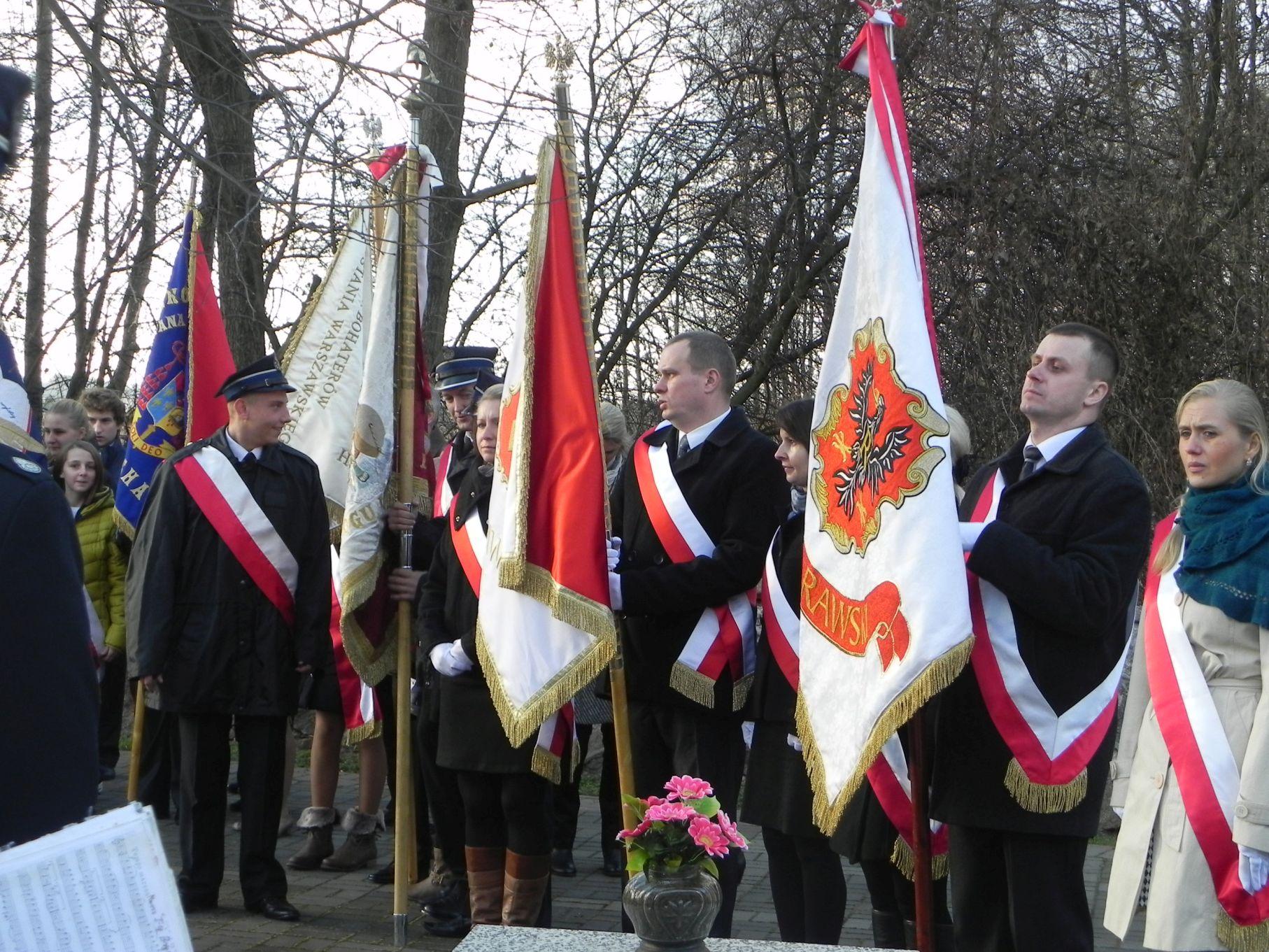 2013-11-11 Biała Rawska - 11 listopada (67)
