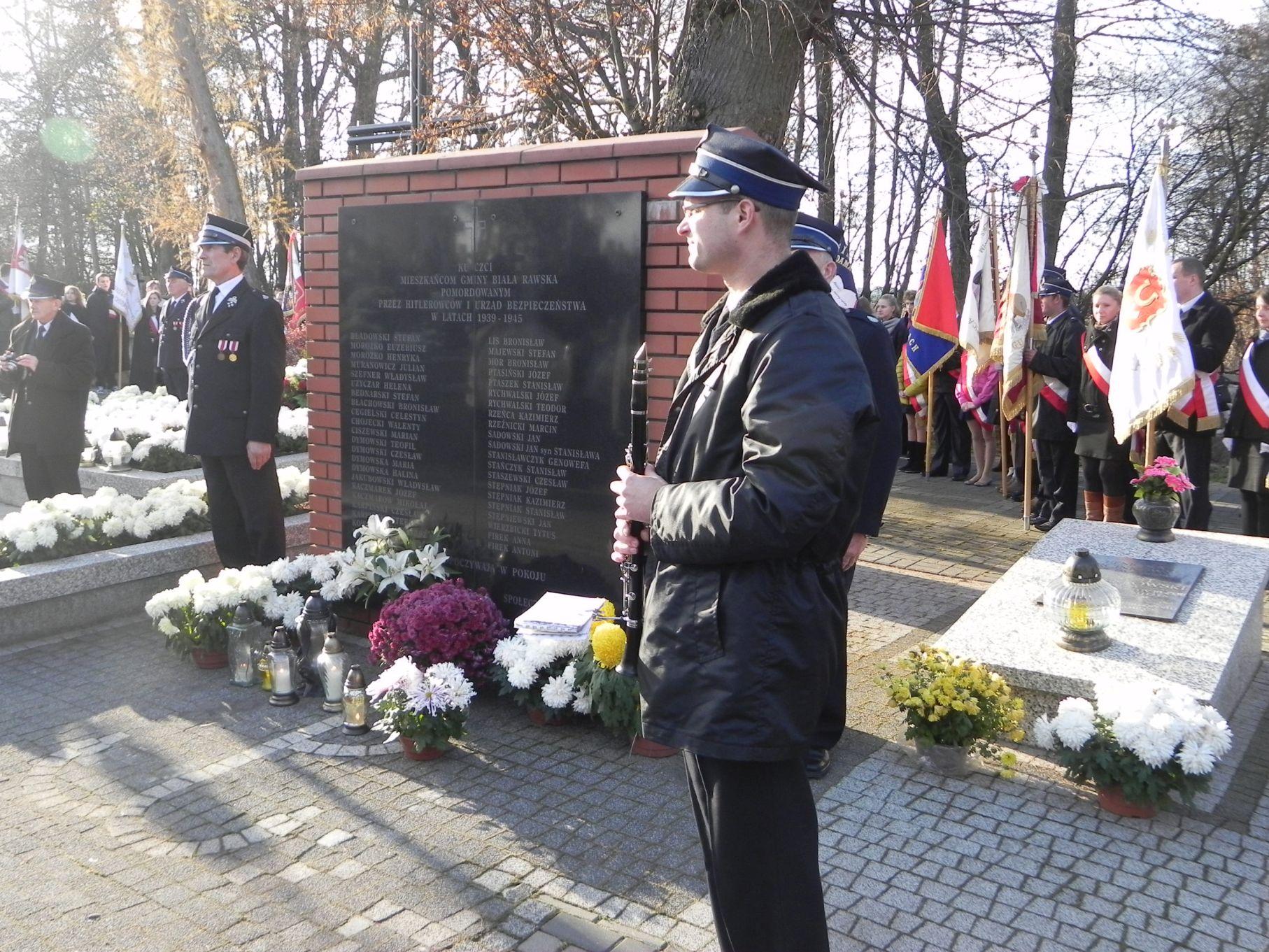 2013-11-11 Biała Rawska - 11 listopada (72)