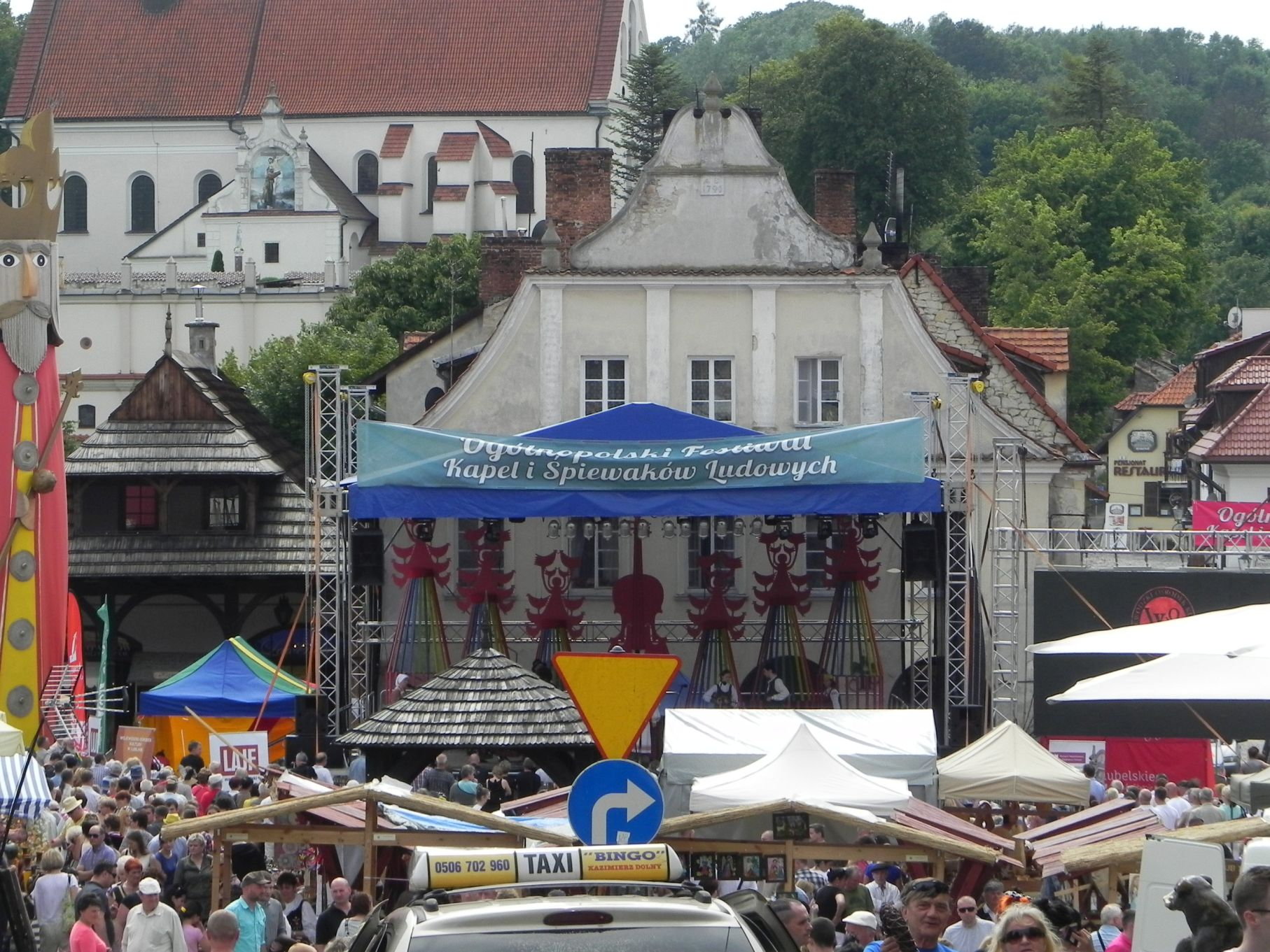 Kazimierz Dolny - festiwal (72)