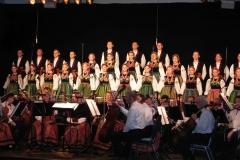 Ossa - występ Mazowsza 022