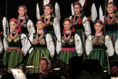 Ossa - występ Mazowsza 035