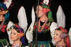 Ossa - występ Mazowsza 040