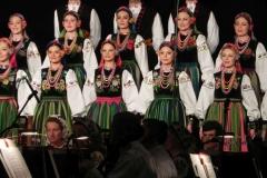 Ossa - występ Mazowsza 044