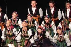 Ossa - występ Mazowsza 046