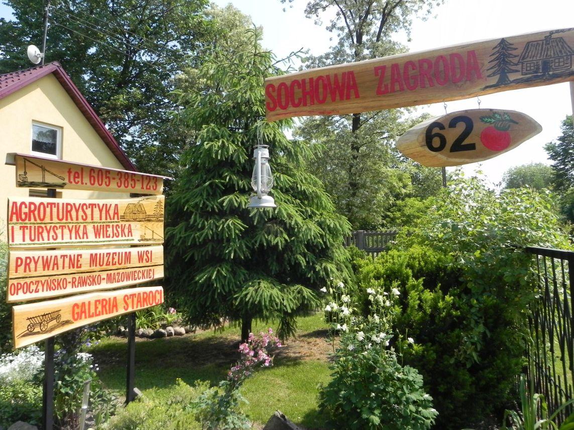 Galeria zdjęć Sochowej Zagrody - podwórko i przyroda (101)