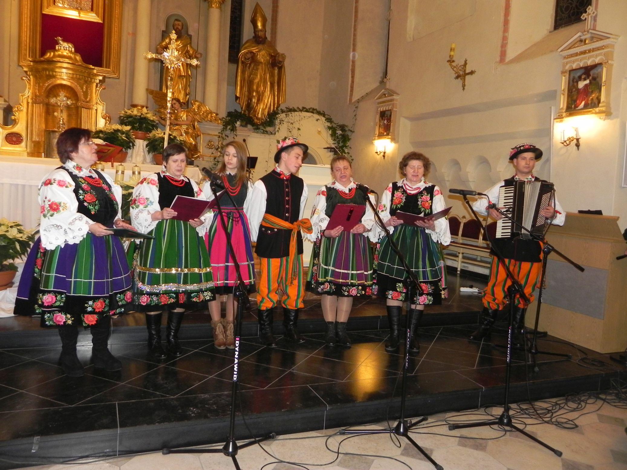 2015-01-06 Biała Rawska - kolędowanie (105)