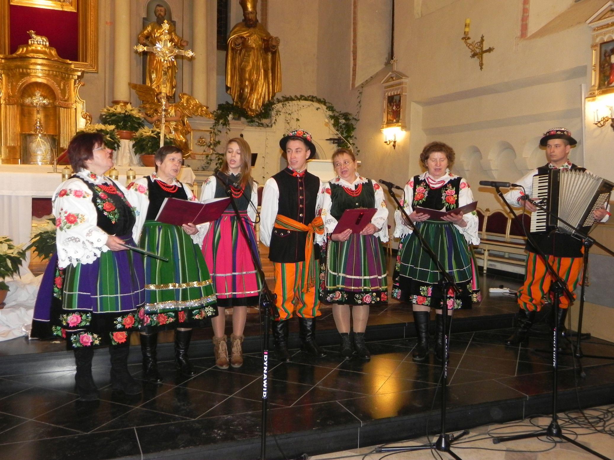 2015-01-06 Biała Rawska - kolędowanie (107)