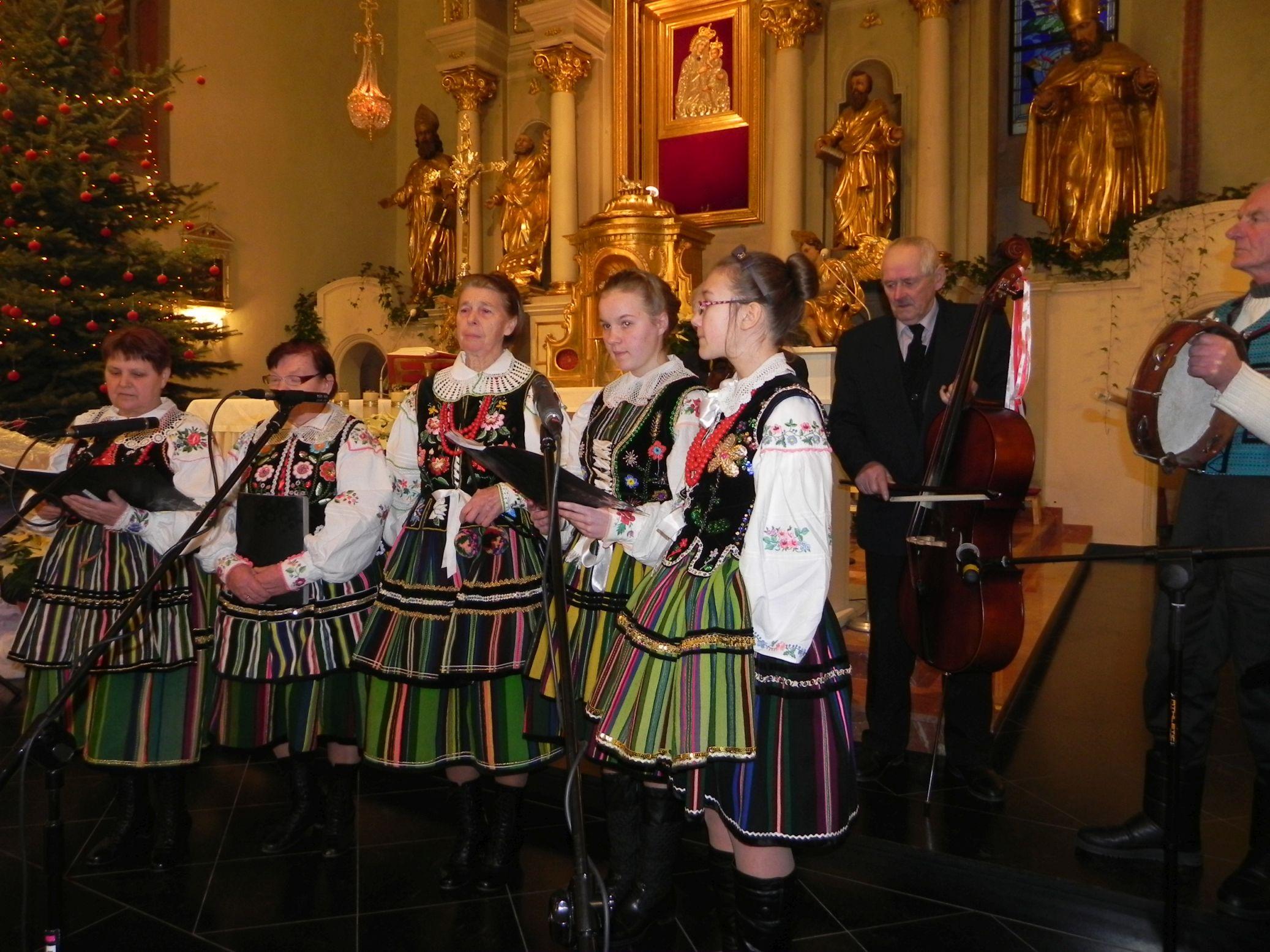 2015-01-06 Biała Rawska - kolędowanie (15)