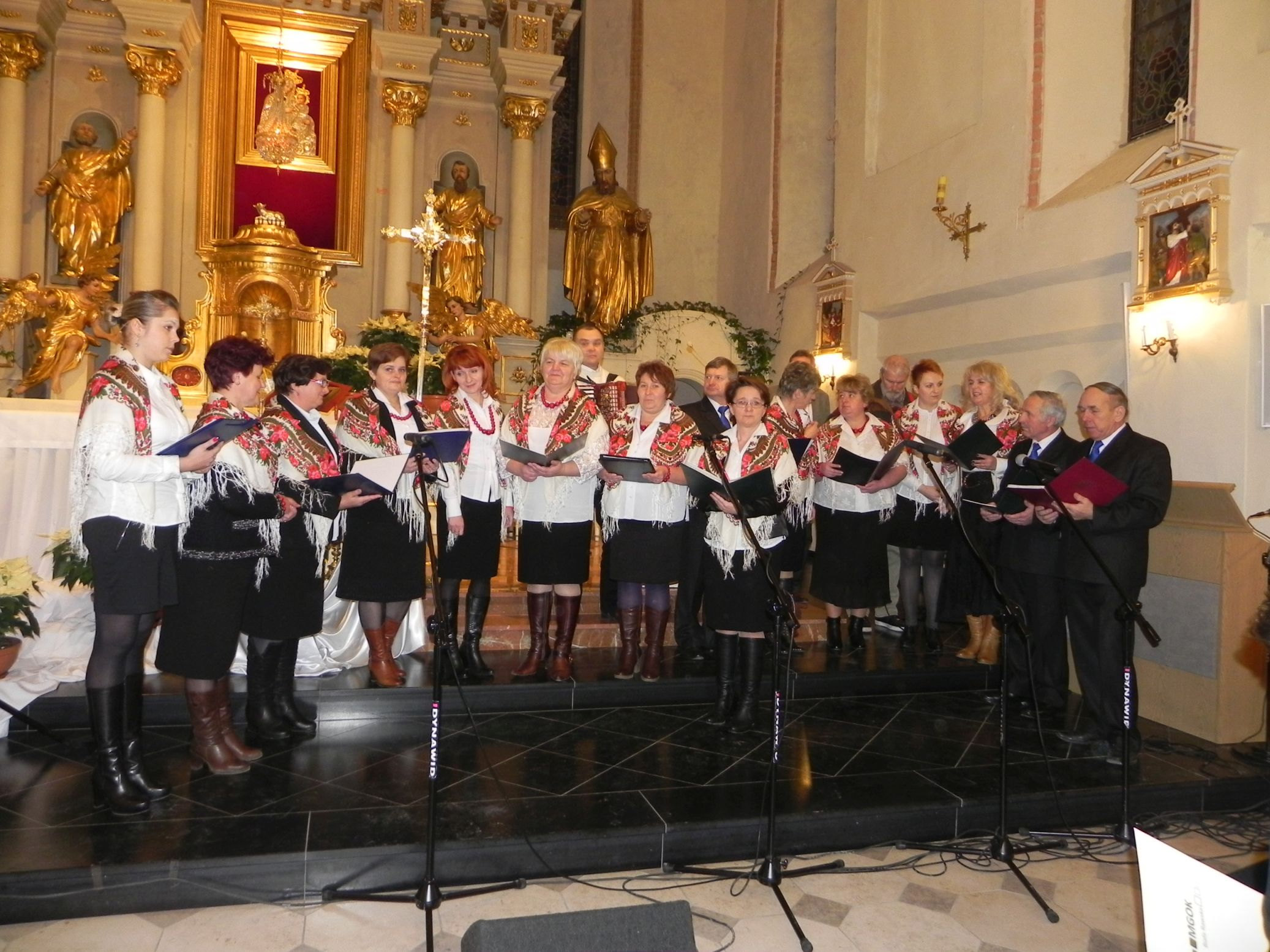 2015-01-06 Biała Rawska - kolędowanie (36)