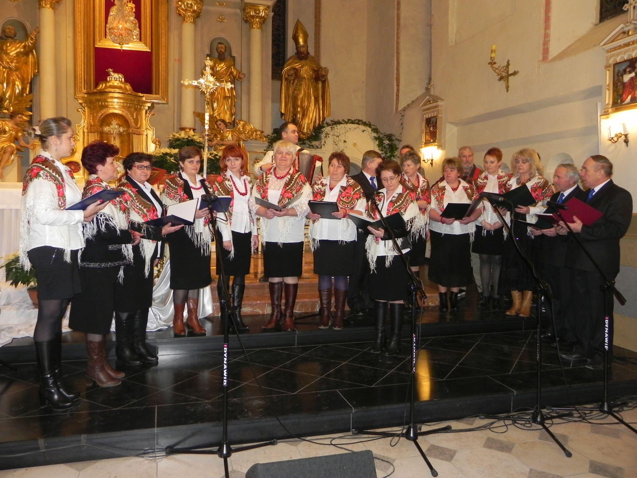 2015-01-06 Biała Rawska - kolędowanie (37)