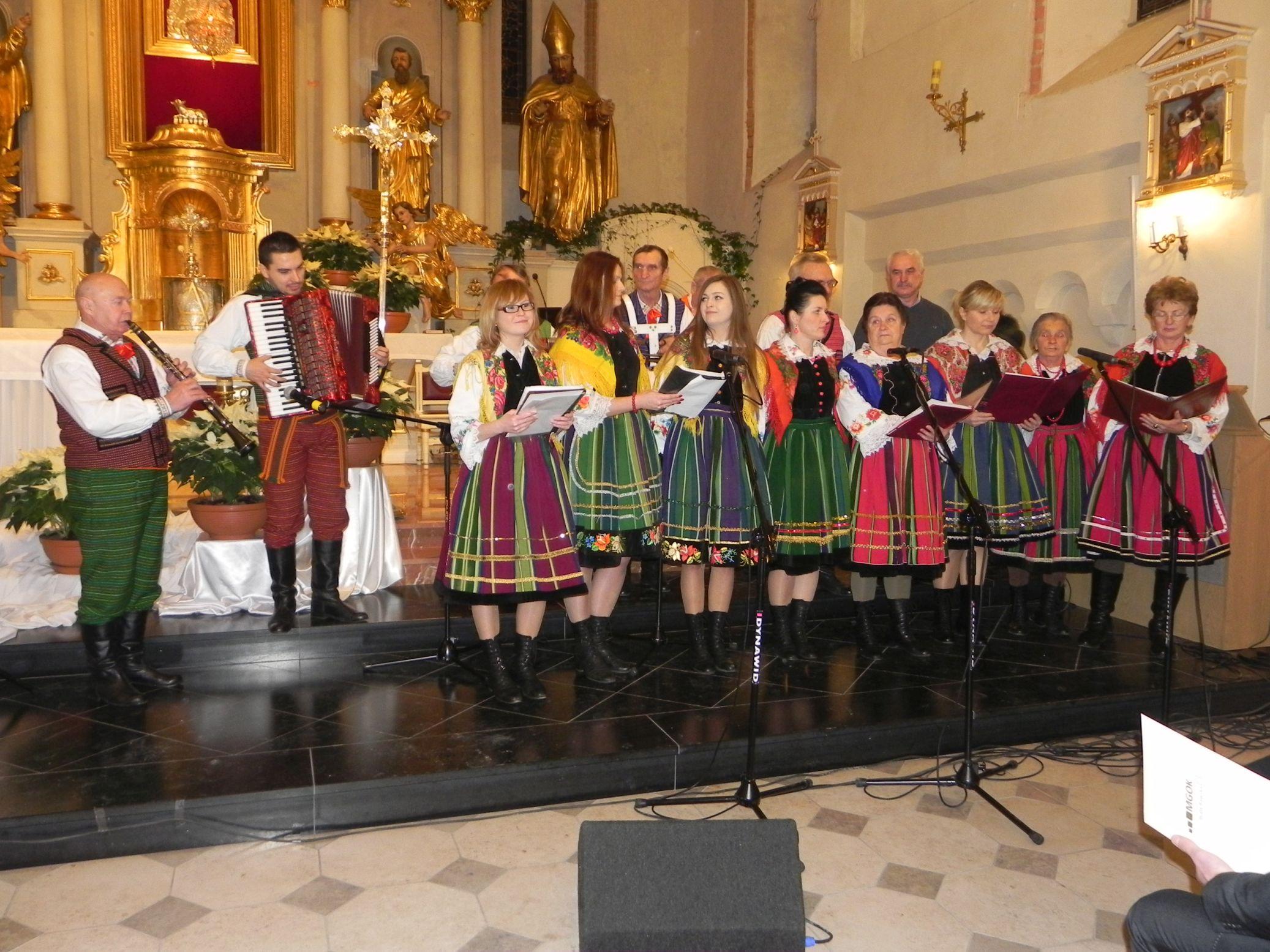 2015-01-06 Biała Rawska - kolędowanie (43)