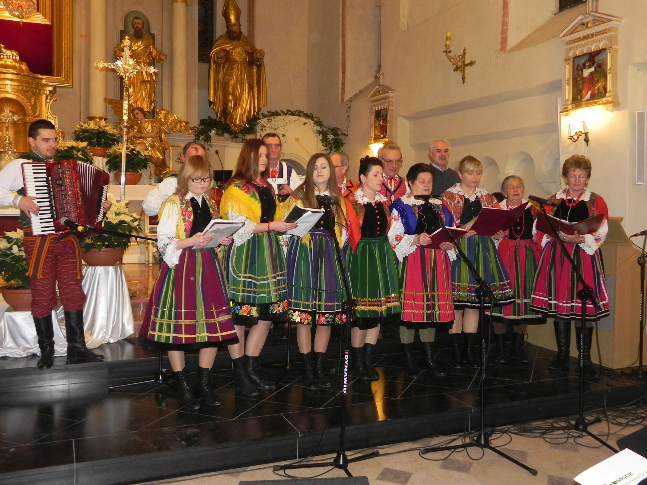 2015-01-06 Biała Rawska - kolędowanie (47)