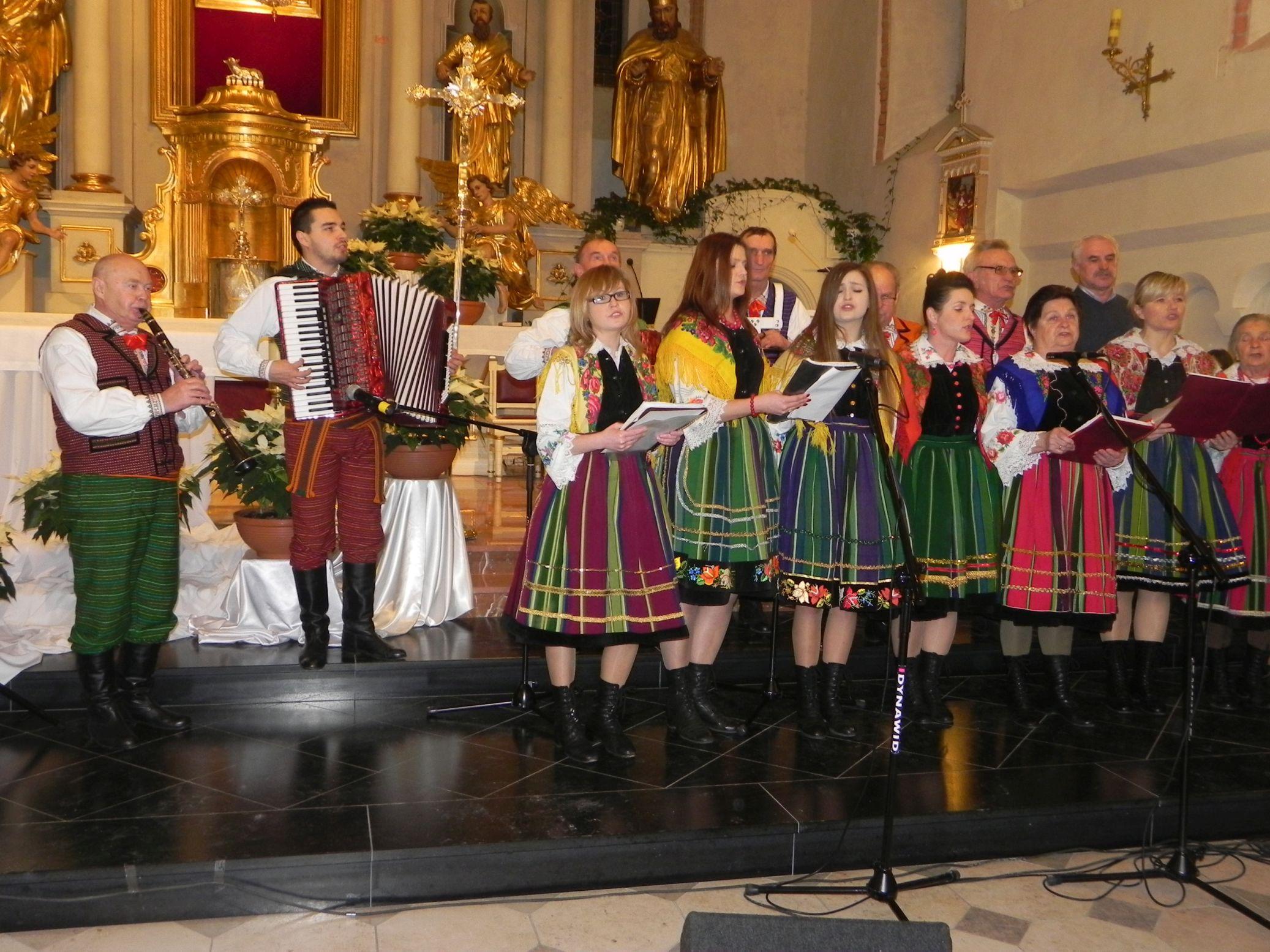 2015-01-06 Biała Rawska - kolędowanie (48)