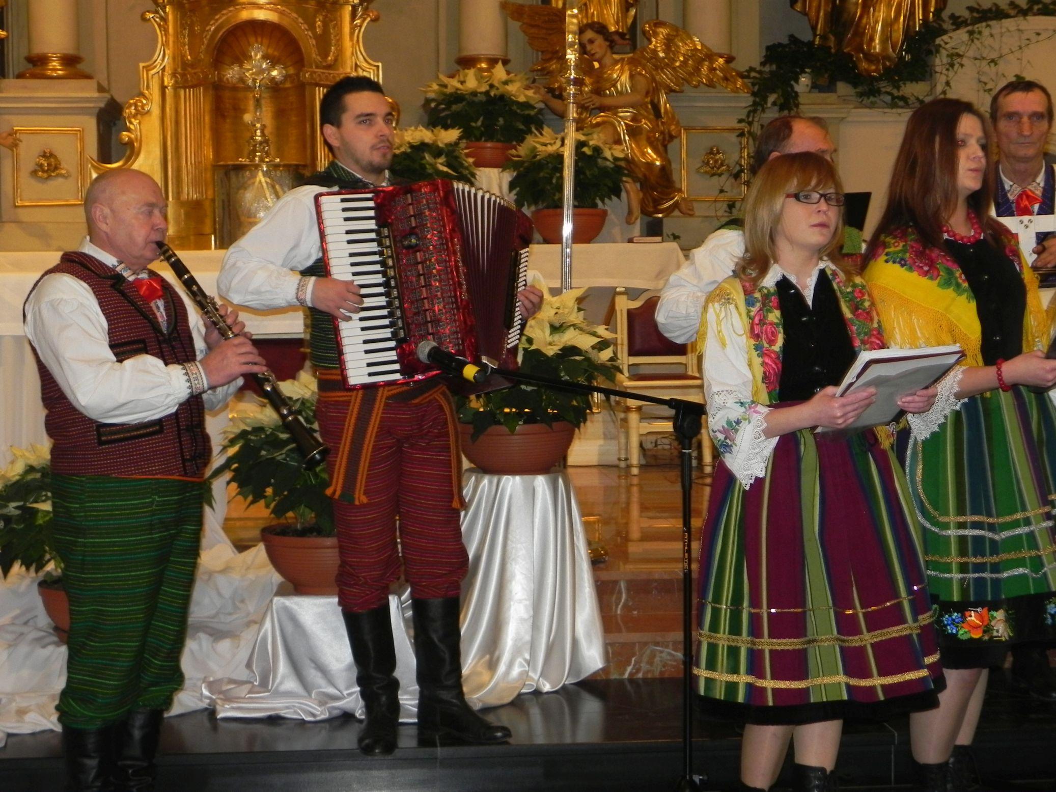 2015-01-06 Biała Rawska - kolędowanie (49)