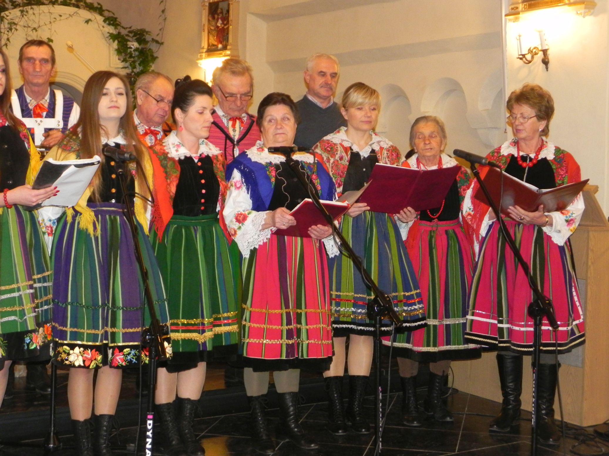 2015-01-06 Biała Rawska - kolędowanie (50)
