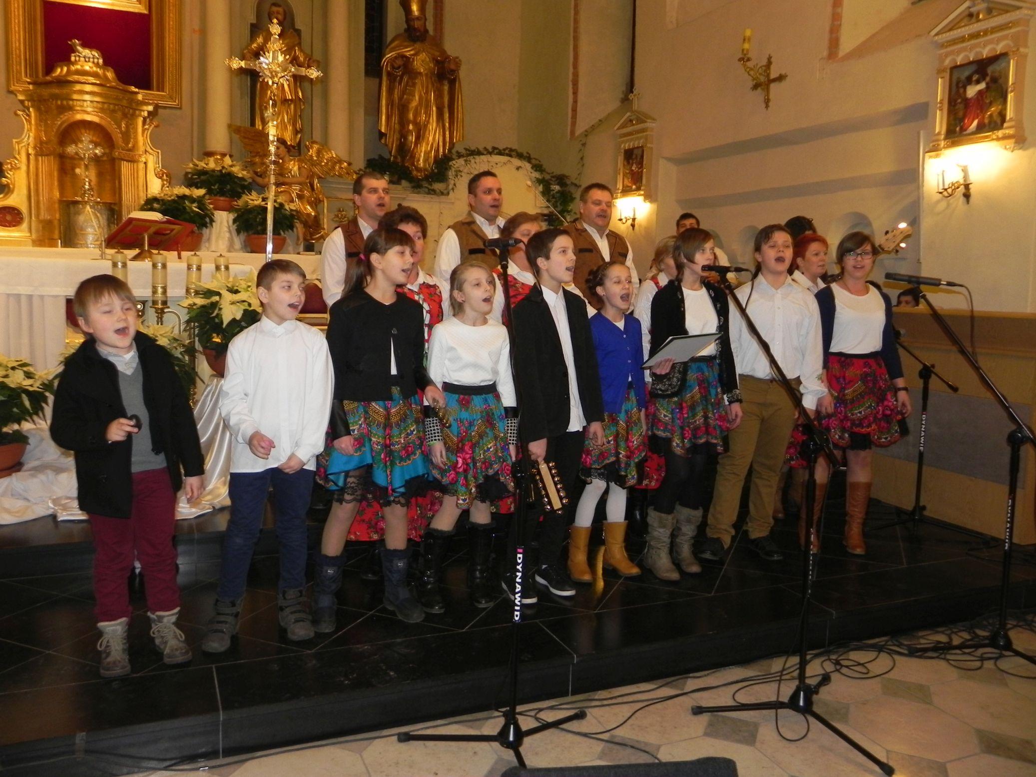 2015-01-06 Biała Rawska - kolędowanie (63)