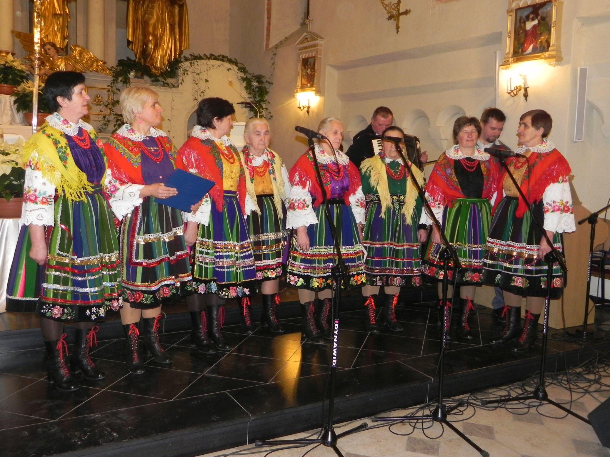 2015-01-06 Biała Rawska - kolędowanie (69)