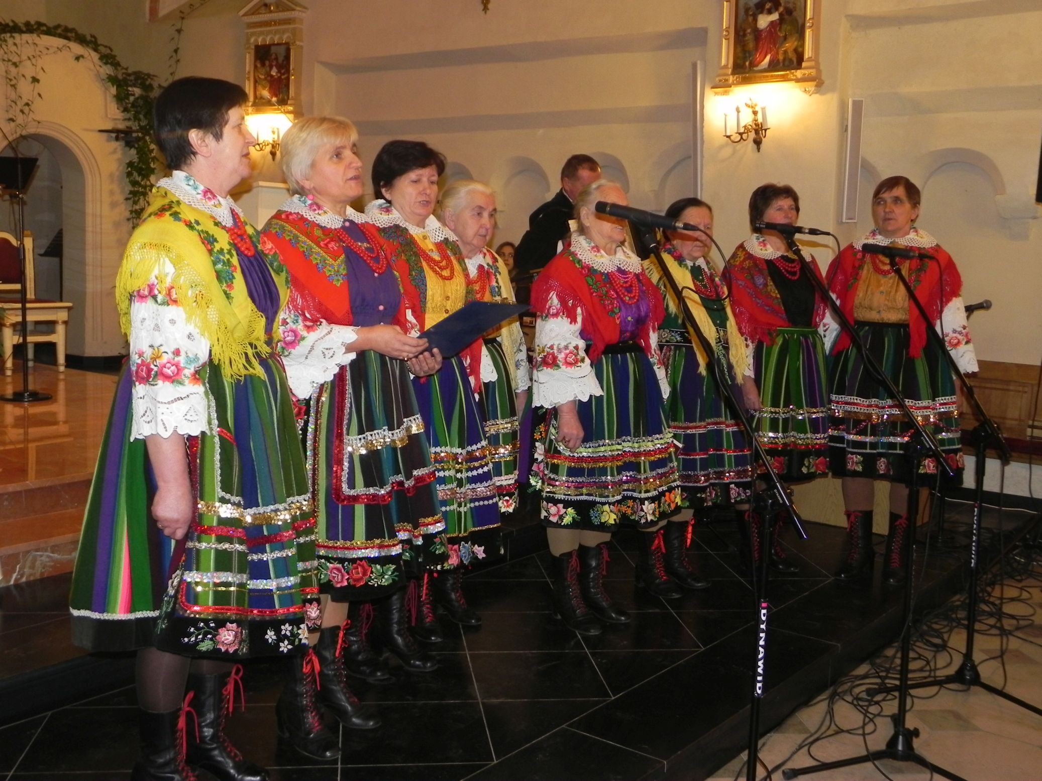 2015-01-06 Biała Rawska - kolędowanie (73)