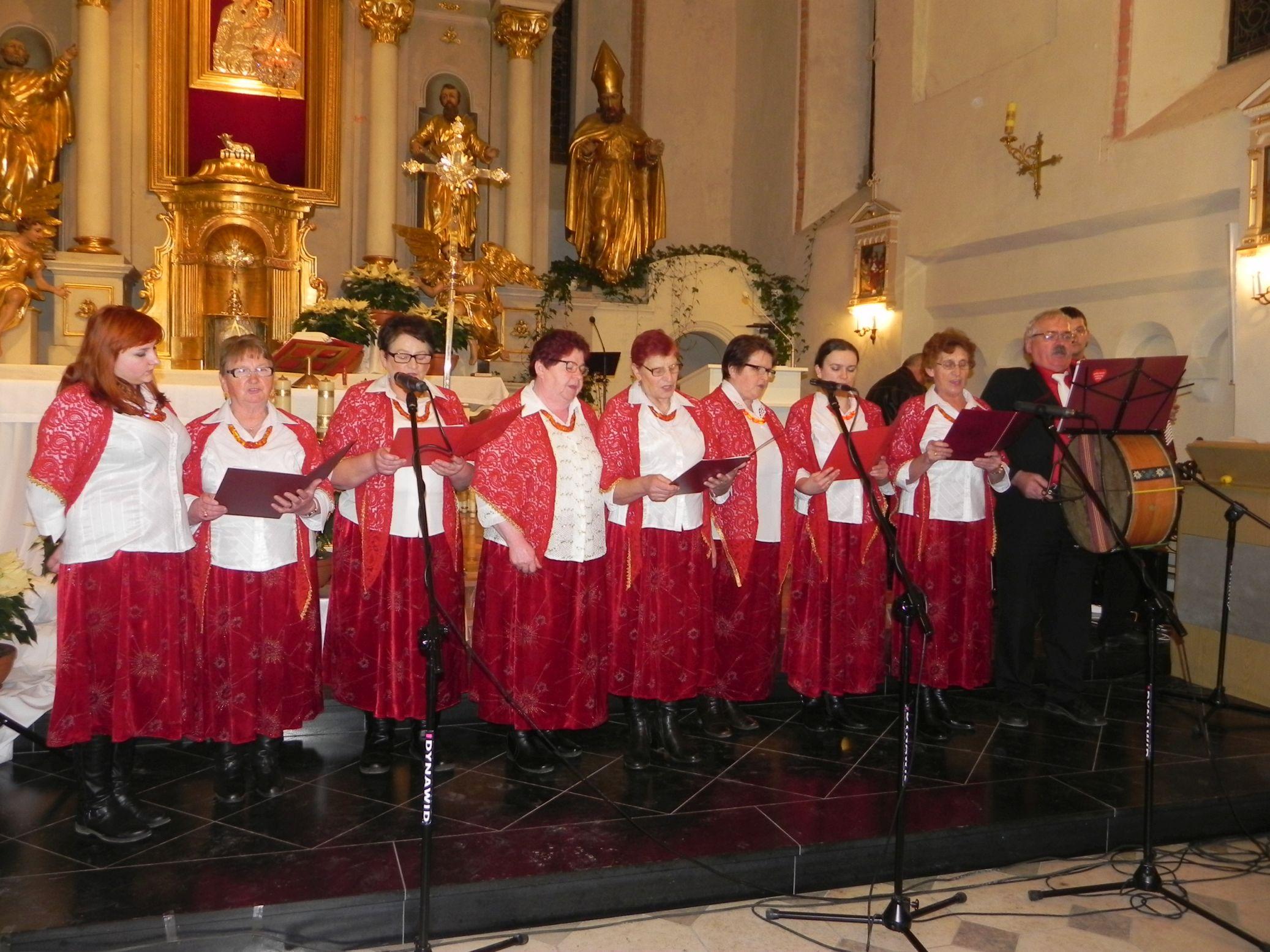 2015-01-06 Biała Rawska - kolędowanie (80)
