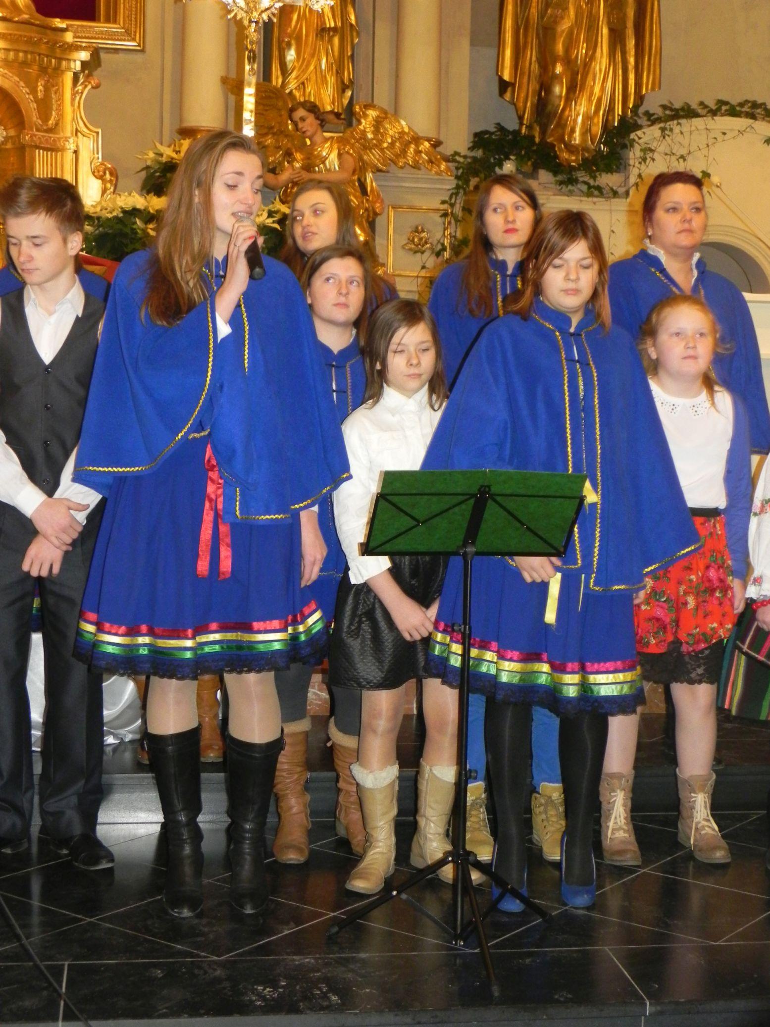 2015-01-06 Biała Rawska - kolędowanie (83)