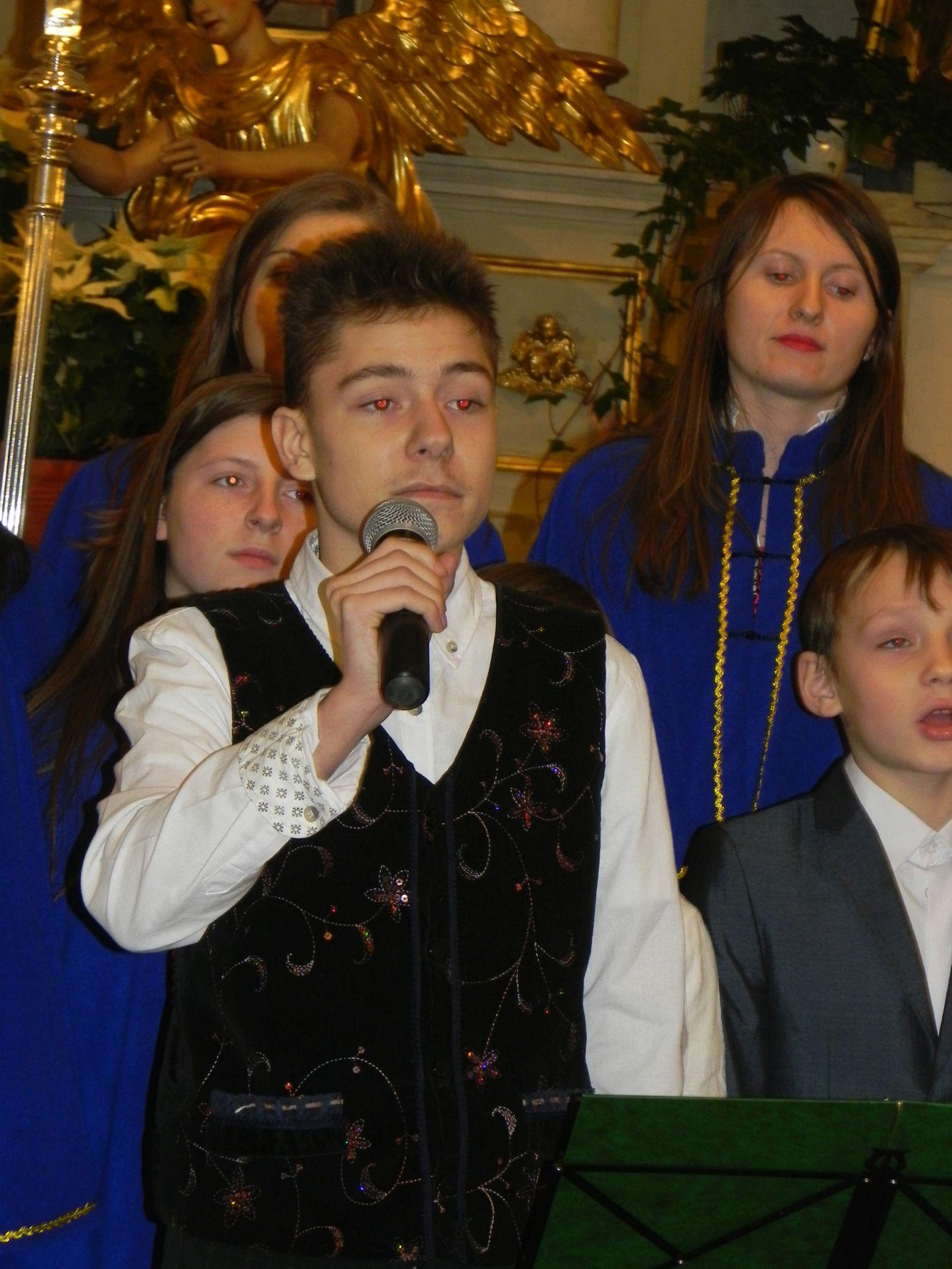 2015-01-06 Biała Rawska - kolędowanie (87)