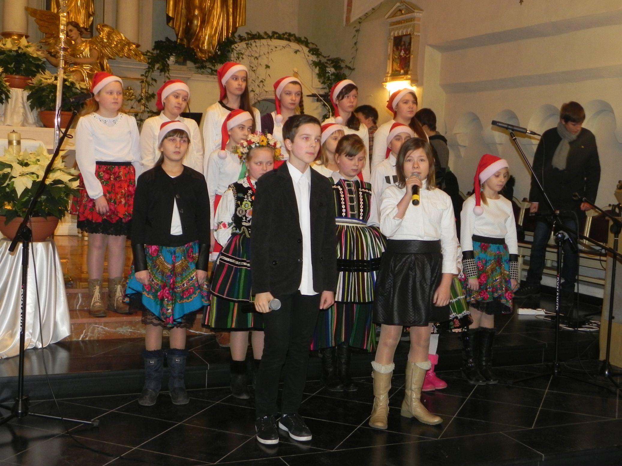 2015-01-06 Biała Rawska - kolędowanie (88)