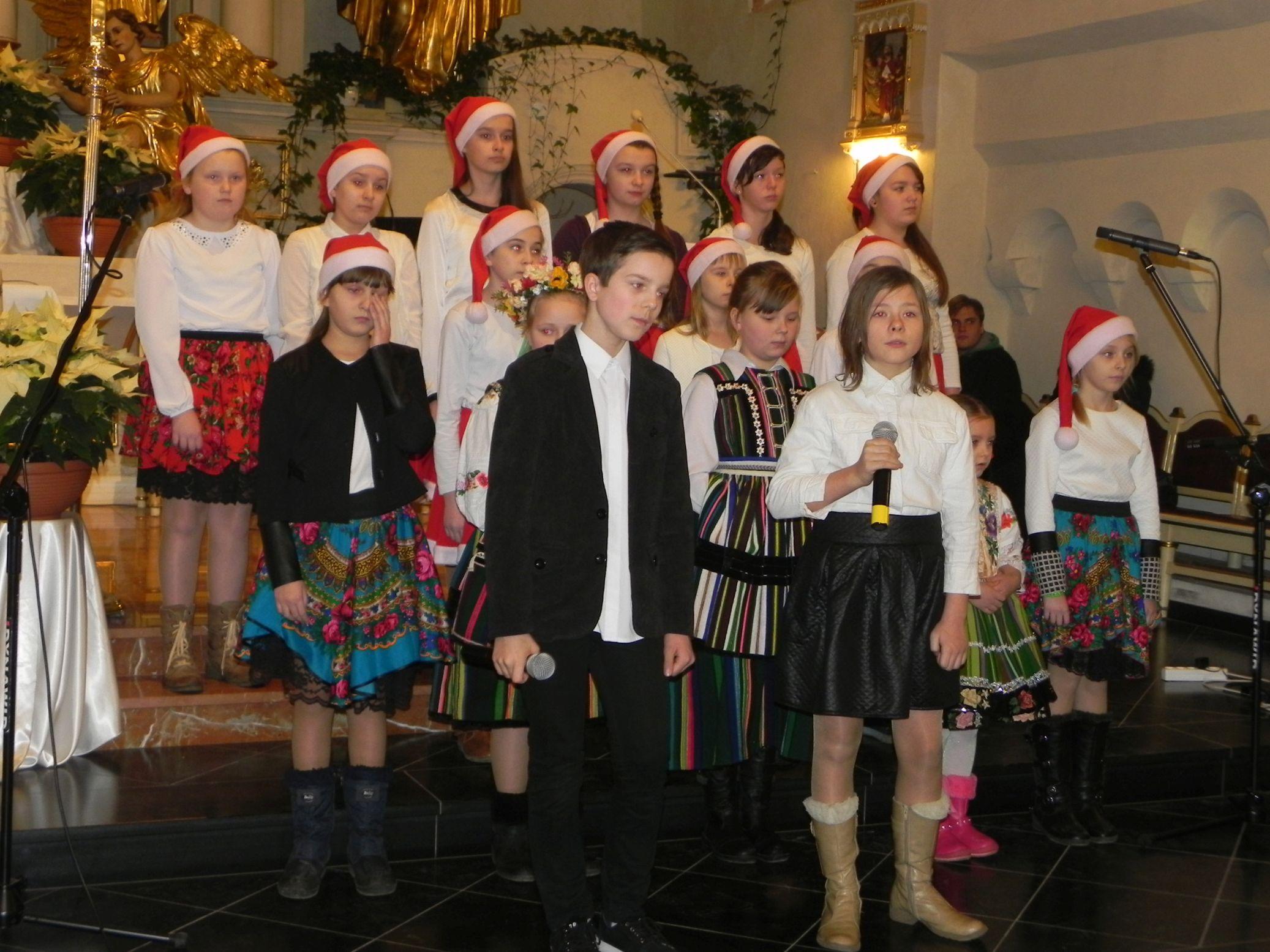 2015-01-06 Biała Rawska - kolędowanie (89)