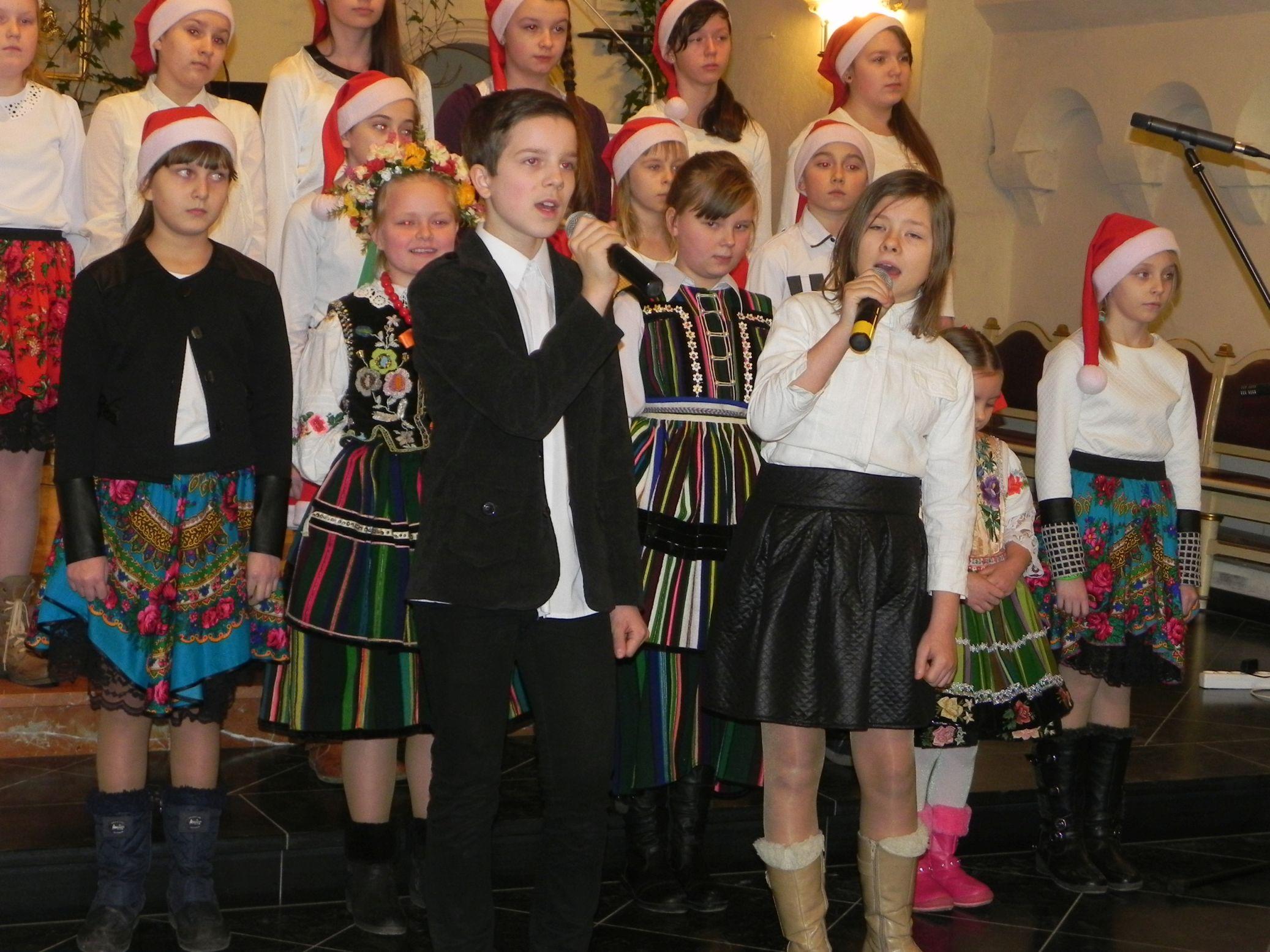 2015-01-06 Biała Rawska - kolędowanie (90)