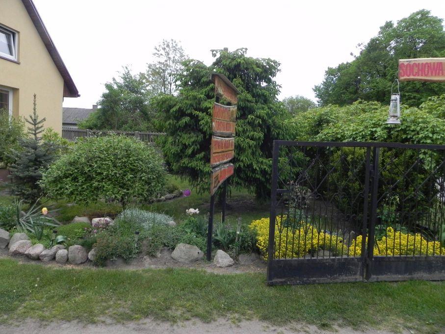 Galeria zdjęć Sochowej Zagrody - podwórko i przyroda (89)