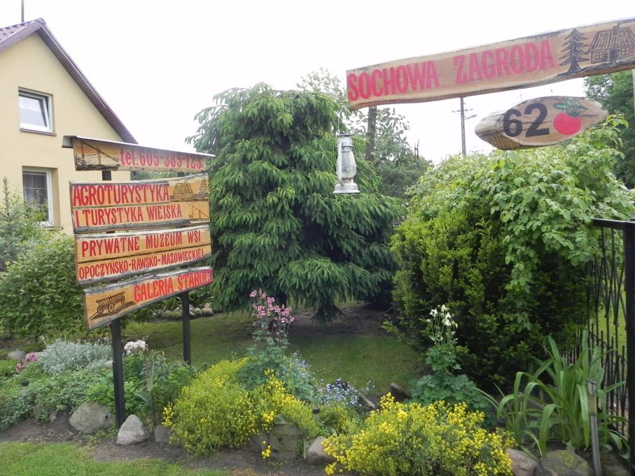 Galeria zdjęć Sochowej Zagrody - podwórko i przyroda (133)