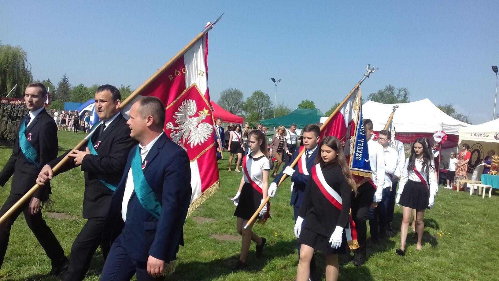 2018-05-03 Rawa Mazowiecka - Radosne Święto (7)