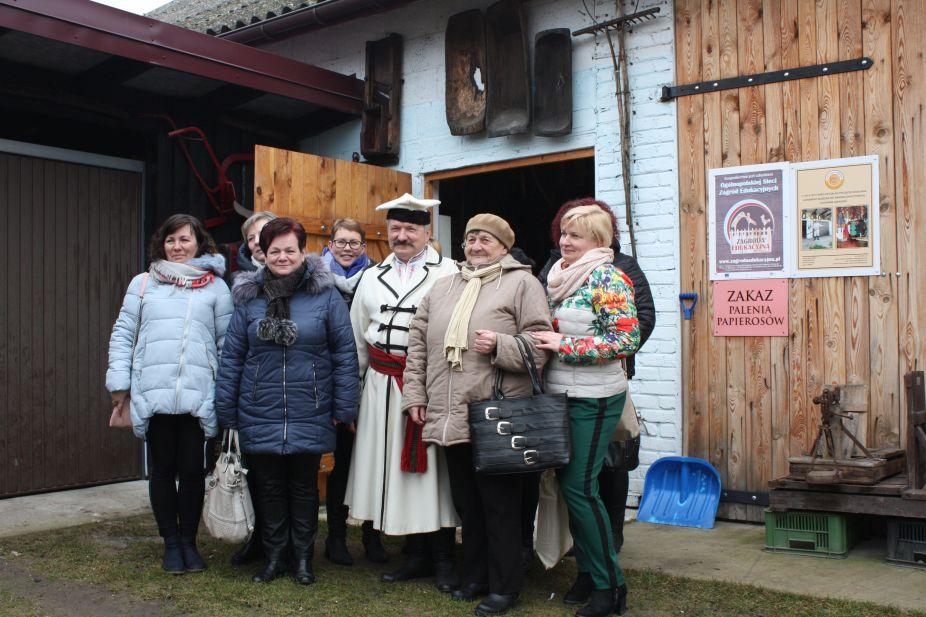 2019-02-16 Sochowa Zagroda - wycieczka z Niewiadowa (42)