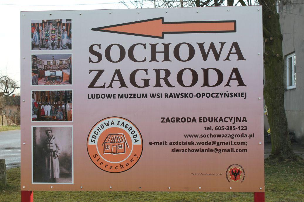 2019-03-17 Sochowa Zagroda - wiosna (1)