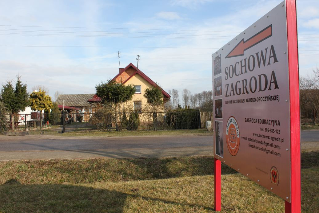 2019-03-17 Sochowa Zagroda - wiosna (2)