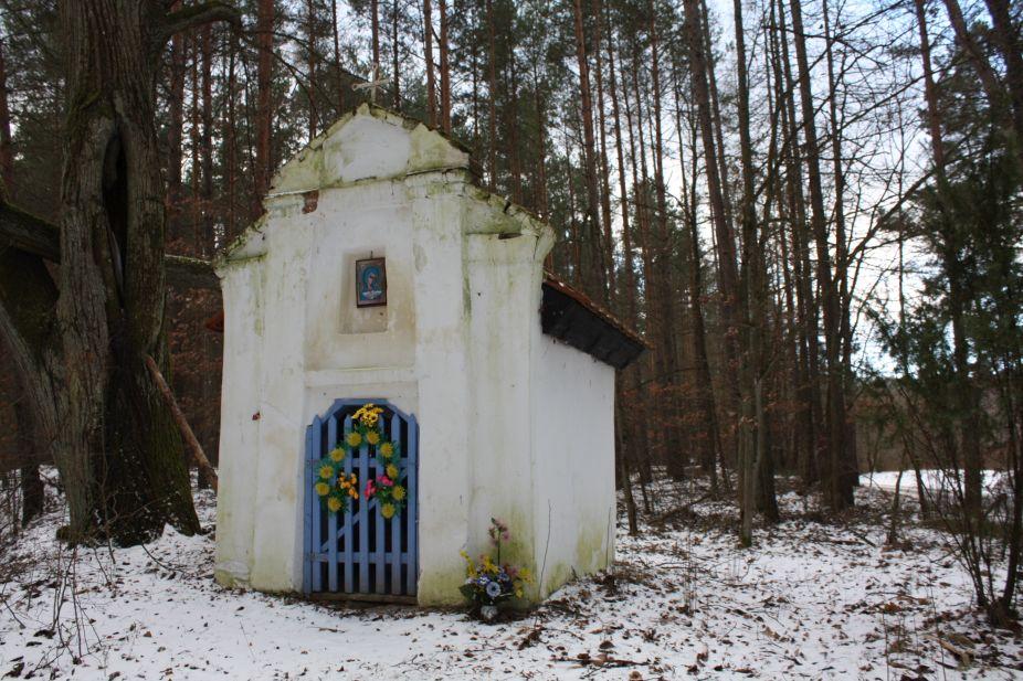 2019-01-15 Glina kapliczka nr1 (11)